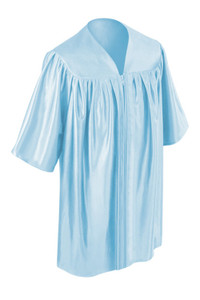 Light Blue Little Scholar™ Gown