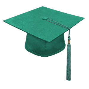 Emerald Little Scholar™ Cap & Tassel