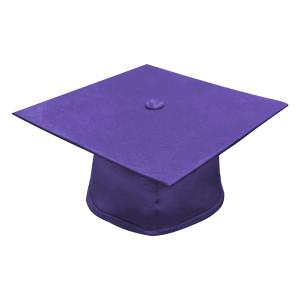 Purple Little Scholar™ Cap