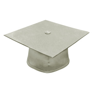 Silver Little Scholar™ Cap
