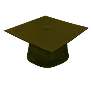 Brown Little Scholar™ Cap