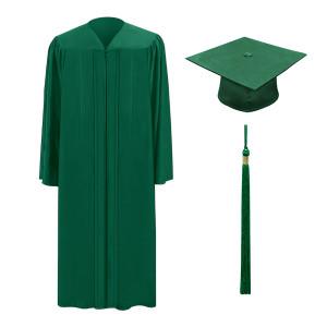 Hunter One Way™ Cap, Gown & Tassel
