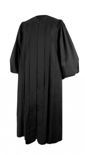 CHANCERY JUDICIAL ROBE FRONT