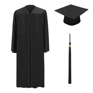 BACHELOR One Way™ Cap, Gown & Tassel