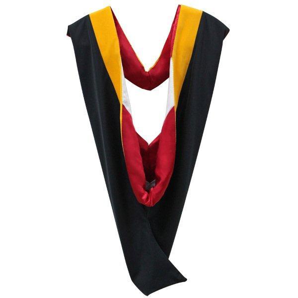BACHELOR One Way™ Hood - Willsie Cap & Gown