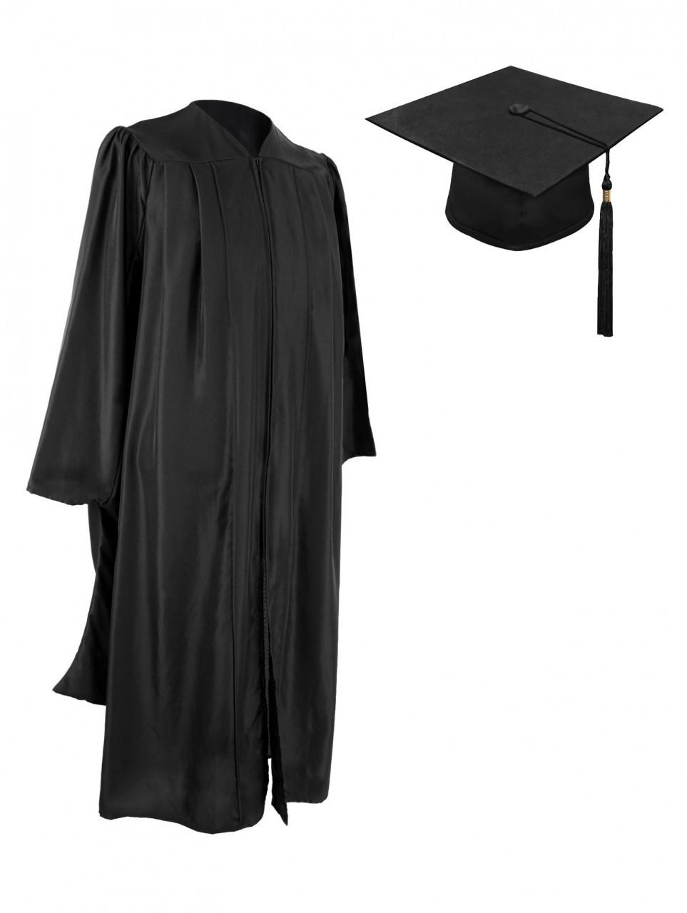 MASTER Executive™ Cap, Gown & Tassel - Willsie Cap & Gown