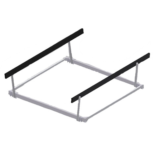 Straight Rack Pontoon Guide Brackets