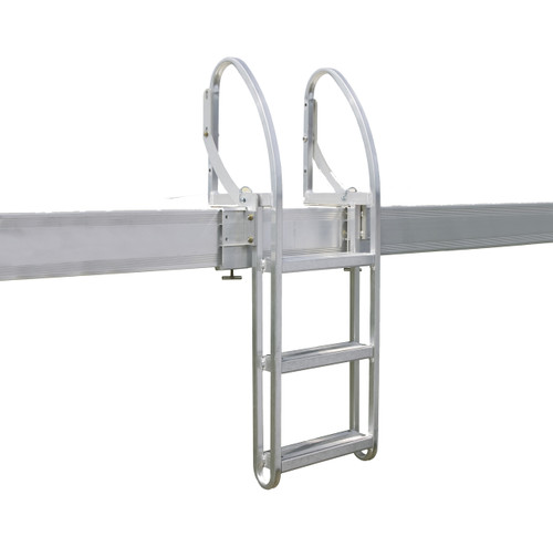 QC Pivot Dock Ladder