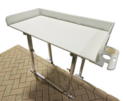QC Fish Cleaning Table