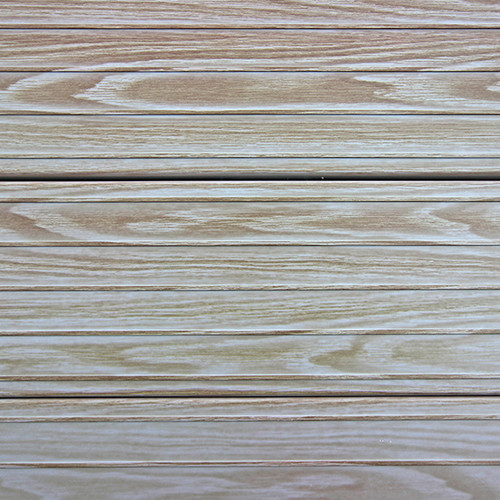 Gray Oak Woodgrain Aluminum