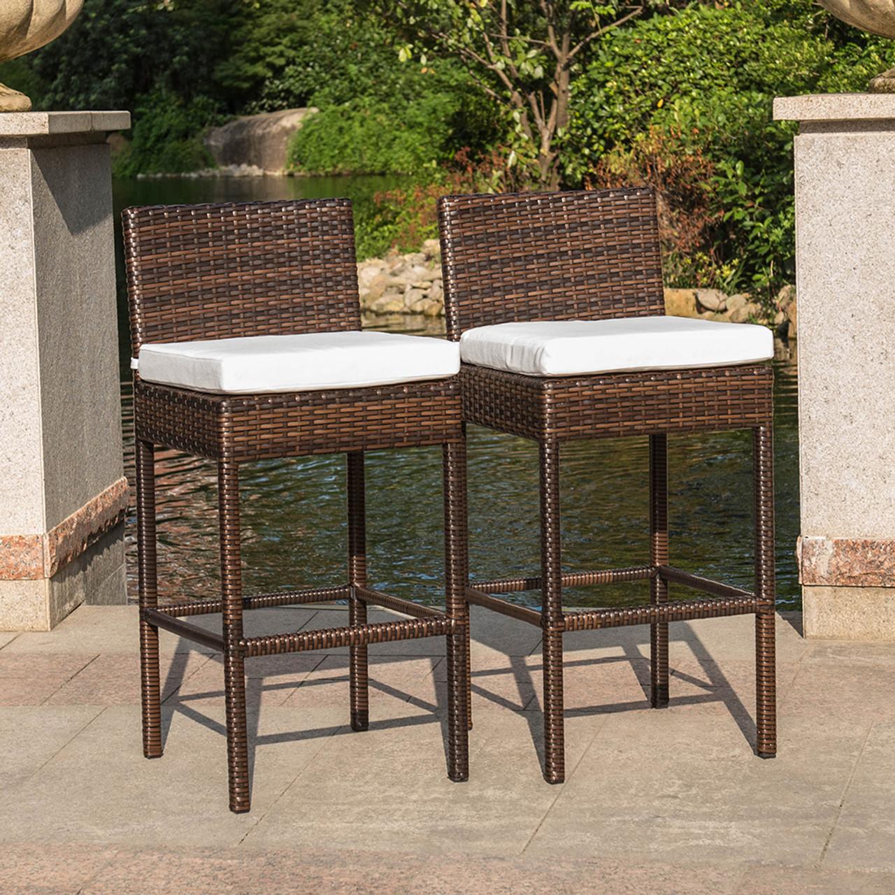 Outdoor Furniture Wicker Furniture SUNDALE OUTDOOR - Wicker furniture outdoor