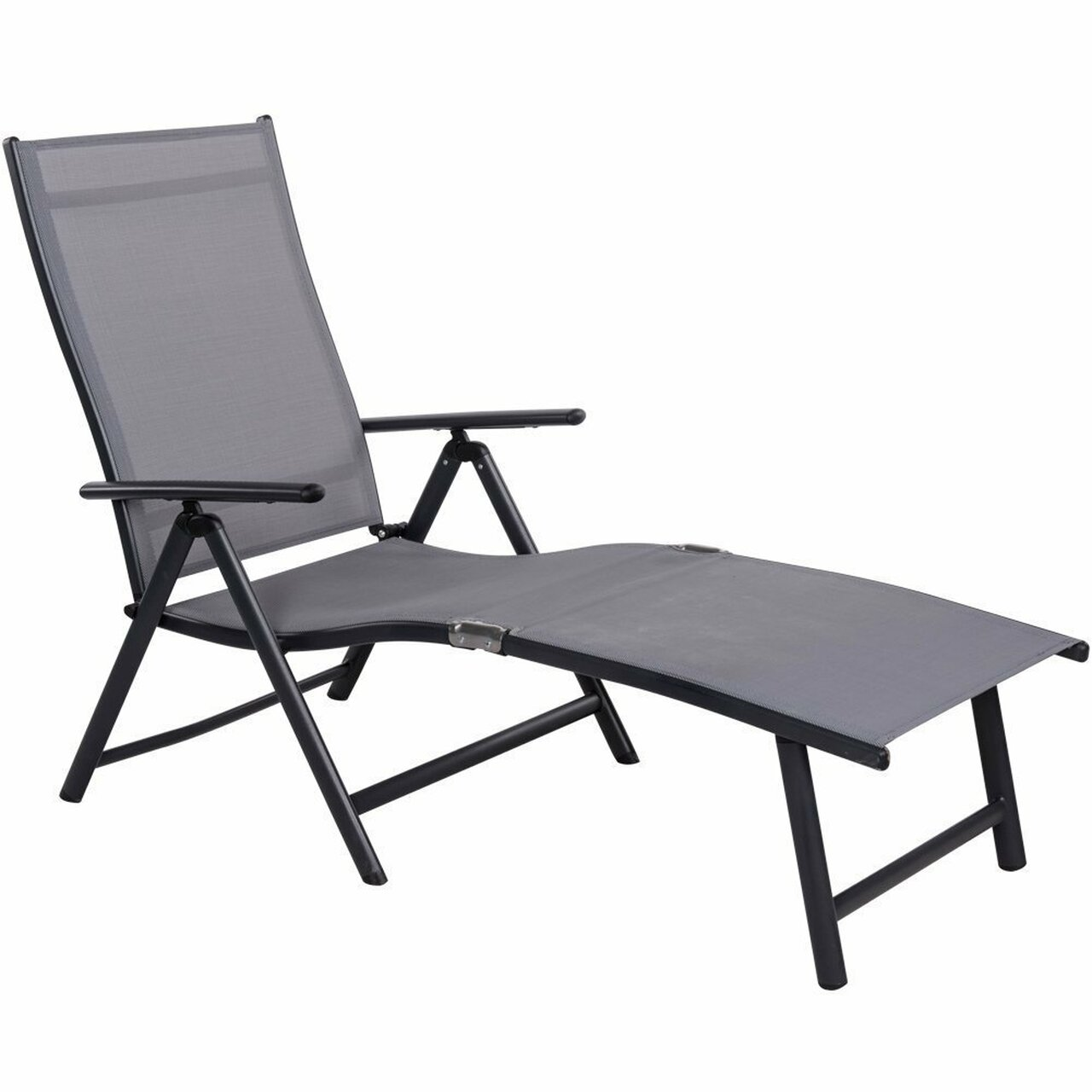 Deluxe Aluminum Beach Yard Pool Folding Chaise Lounge Chair Recliner Outdoor Patio  sc 1 st  Sundale Outdoor : aluminum folding chaise lounge chairs - Sectionals, Sofas & Couches