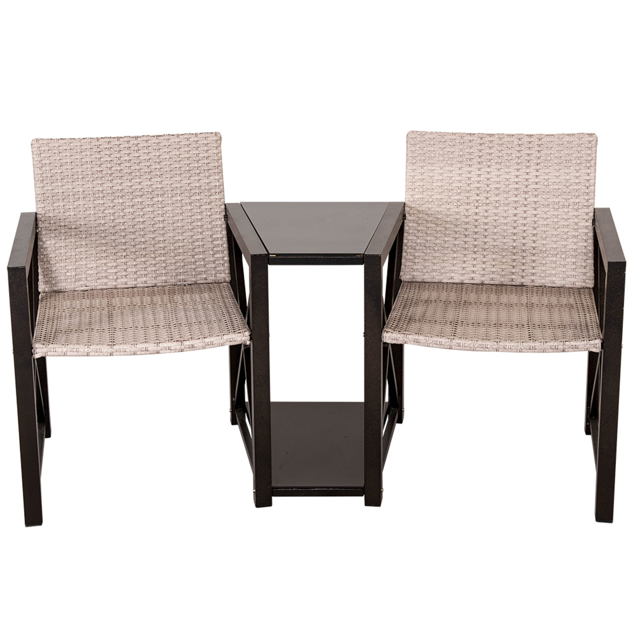 Outdoor Wicker Table And Chairs outdoor furniture - wicker furniture - sundale outdoor
