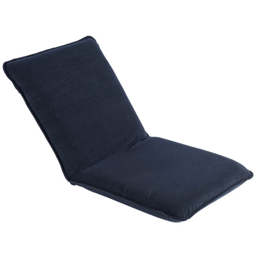 Floor Chair(Navy Blue)