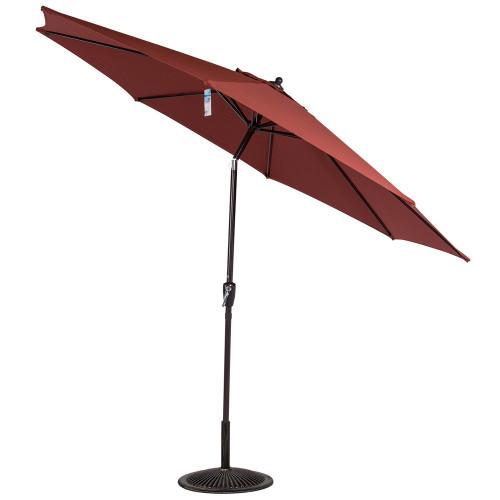 Uv Patio Umbrella: Sundale Outdoor Patio Garden 9ft Outdoor Market Umbrella
