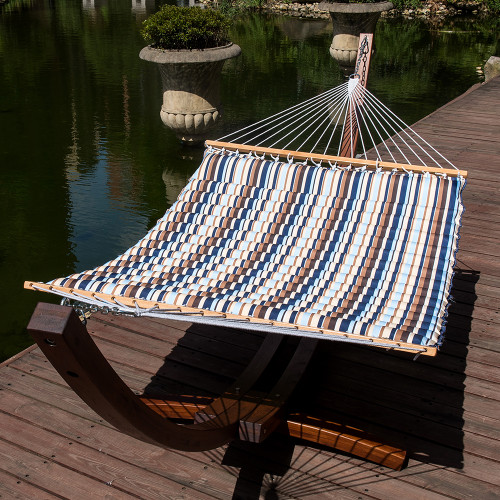 Double Pillow Top Hammock (Seaside)