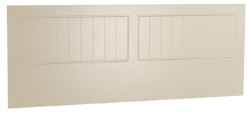 Avimore 5ft Headboard The warm complete magnolia look is elegantly stylish and will bring a class look to any home this prudoct comes  fully assembled
