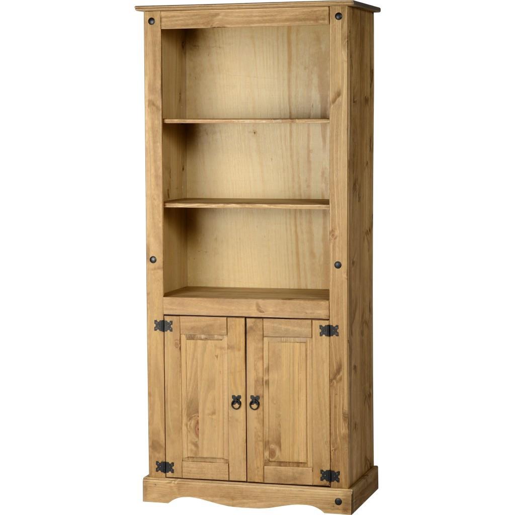 Corona 2 door display unit bookcase ideal furniture - Estante para libros ...