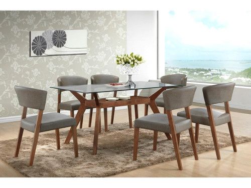 ... CONTEMPORARY DINING SETS; Legacy Dining Set. Image 1
