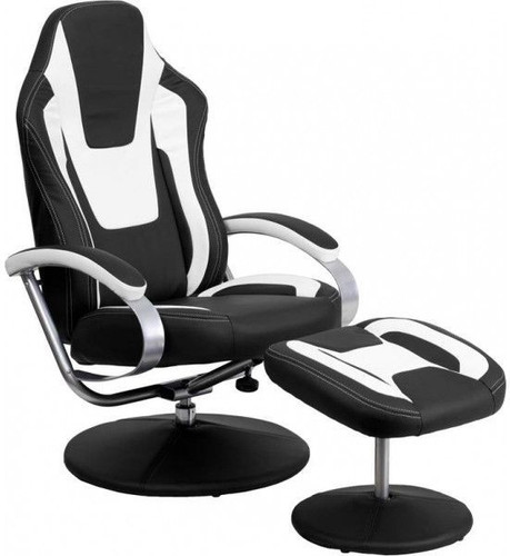 sonic gaming chair foot stool ideal furniture