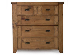 New Forest Tall Chest- 5 Drawer