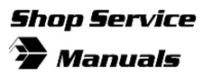 Shop Service manuals