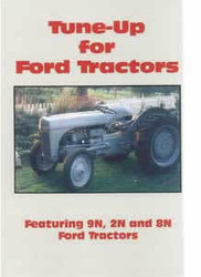 Ford  9N 2N 8N Tractor Engine Tune-up Tuneup DVD