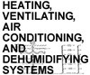 Heating Ventilating Air Conditioning Dehumidifying HVAC