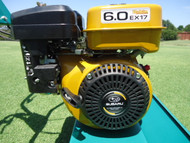 Protea SI510HS 20 Inch Heavy Duty Cylinder Reel Roller Mower with Robin, Subaru 5HP + Smooth or Rubber Roller