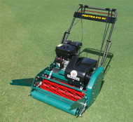 "Protea HD760Y 30"" Heavy Duty Cricket Wicket, Tennis Court, Wide Area Cylinder Mower with Yamaha 12HP Engine"
