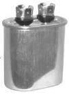 15mfd/370-440v Oval Run Capacitor