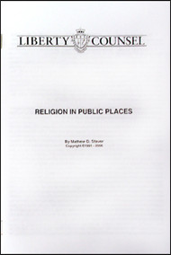 Religion in Public Places (pamphlet)