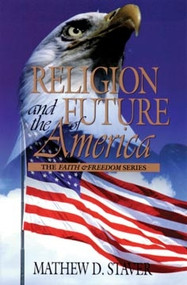 Religion and the Future of America, paperback, 64-pages - Booklet