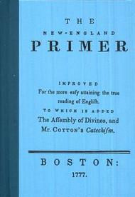 New England Primer - Booklet