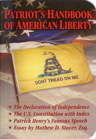 Patriot's Handbook of American Liberty – Booklet