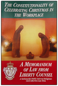 Christmas Memo - Workplace