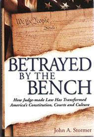 Betrayed by the Bench (Previously $16.00)