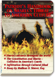The Patriot's Handbook on Sharia's Threat to American Culture – Booklet