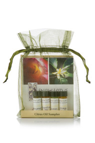Citrus Essential Oil Sampler