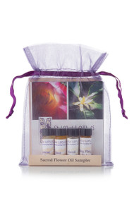 Sacred Flower Essential Oil Sampler