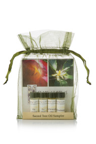 Sacred Tree Essential Oil Sampler
