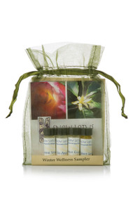 Winter Wellness Essential Oil Sampler