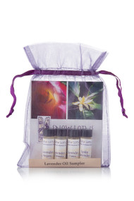 Lavender Essential Oil Sampler