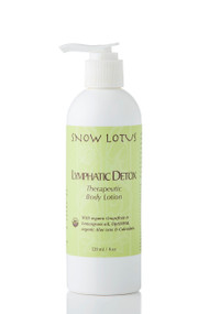 Lymphatic Detox Therapeutic Body Lotion – 240 ml/8 oz
