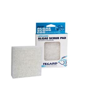 Almohadilla mediana removedora de algas para acuarios de acrilico Lifegard Acuatics