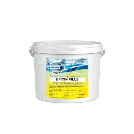Probiotico Epicin Pills [Cubeta 1 kg]