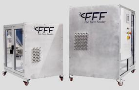 alimentador para criaderos e instalaciones acuicolas proaqua fish farm feeder