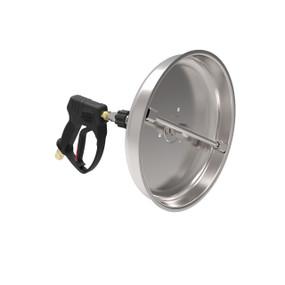 LP-020 es un accesorio orientado tanto a la limpieza de superficies