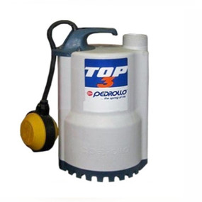 Bomba sumergible Pedrollo Top 3 de 3/4 HP