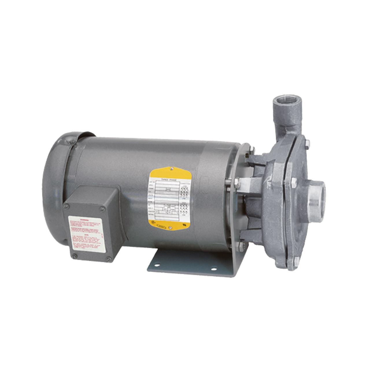 Bomba centrífuga alta salinidad Q-Pumps serie K
